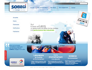 Site internet Sobegi